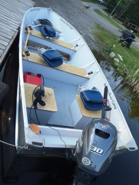 Fishing Boat Rentals In Ontario Walleye Bass Fishing