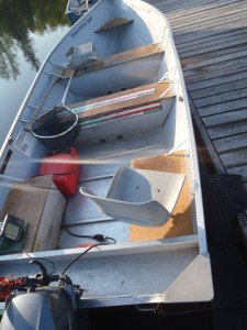 Standard 16ft Fishing Boat Rental