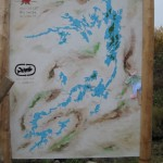 Woman River Fishing Map