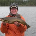 Portage Lake Fishing in Ontario