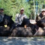Black Bear Hunting Trips
