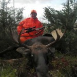 Moose Hunting Trip in Ontario