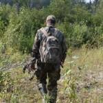 Black Bear Hunting Trip