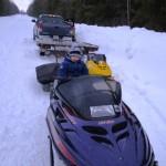 Ice Fishing Trip in Ontario