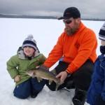 Ice Fishing in Ontario