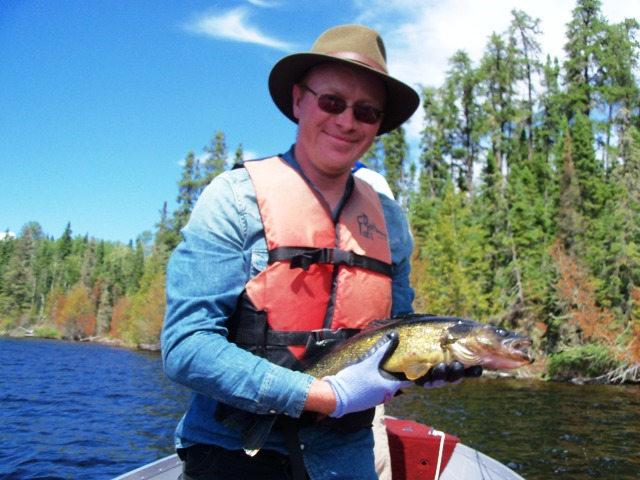 Spring walleye fishing ice fishing trips in ontario for Canadian fishing trips