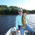 Fishing For Smallmouth Bass in Ontario