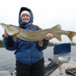 Northern Pike Fishing in Ontario