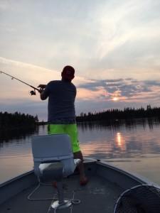Great fishing adventures