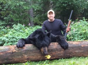 trophy black bear