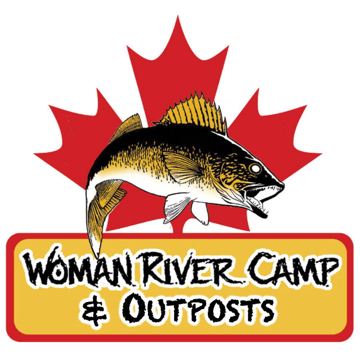 Woman River Camp and Outposts logo